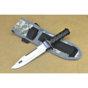 M9.420 Stainless Steel Blade Aluminum Handle Outdoor Survival Knife with Survival Kit4751