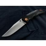 CRKT.9Cr17MoV Steel Blade Fiberglass Nylon Handle Satin Finish Pocket Knife5886