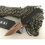 440 Stainless Steel Blade Aluminum Handle Coated Finish Liner Lock Folding Blade Knife Pocket Knife5966